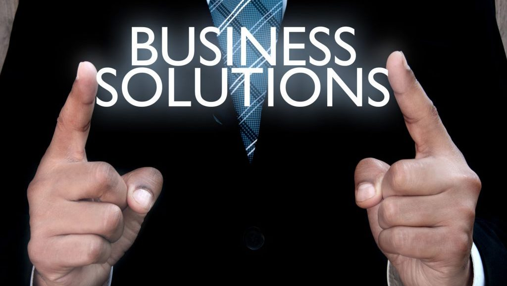 Stop the B.S. - Provide REAL Business Solutions